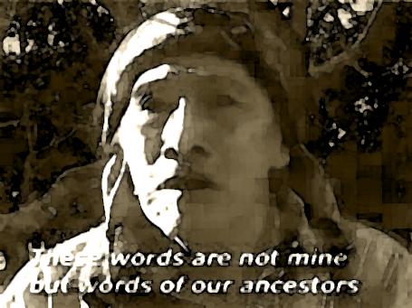 Carlos Barrios, Mayan elder
