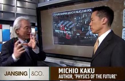 Michio Kaku MSNBC