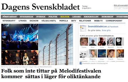 dagens svenskbladet