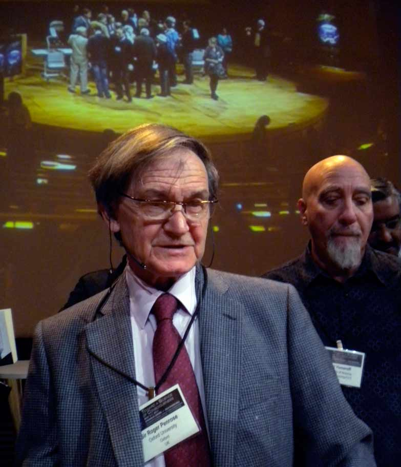 Roger Penrose and Stuart Hameroff