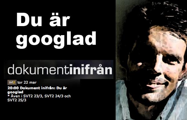 Johan Ripås - Du är googlad