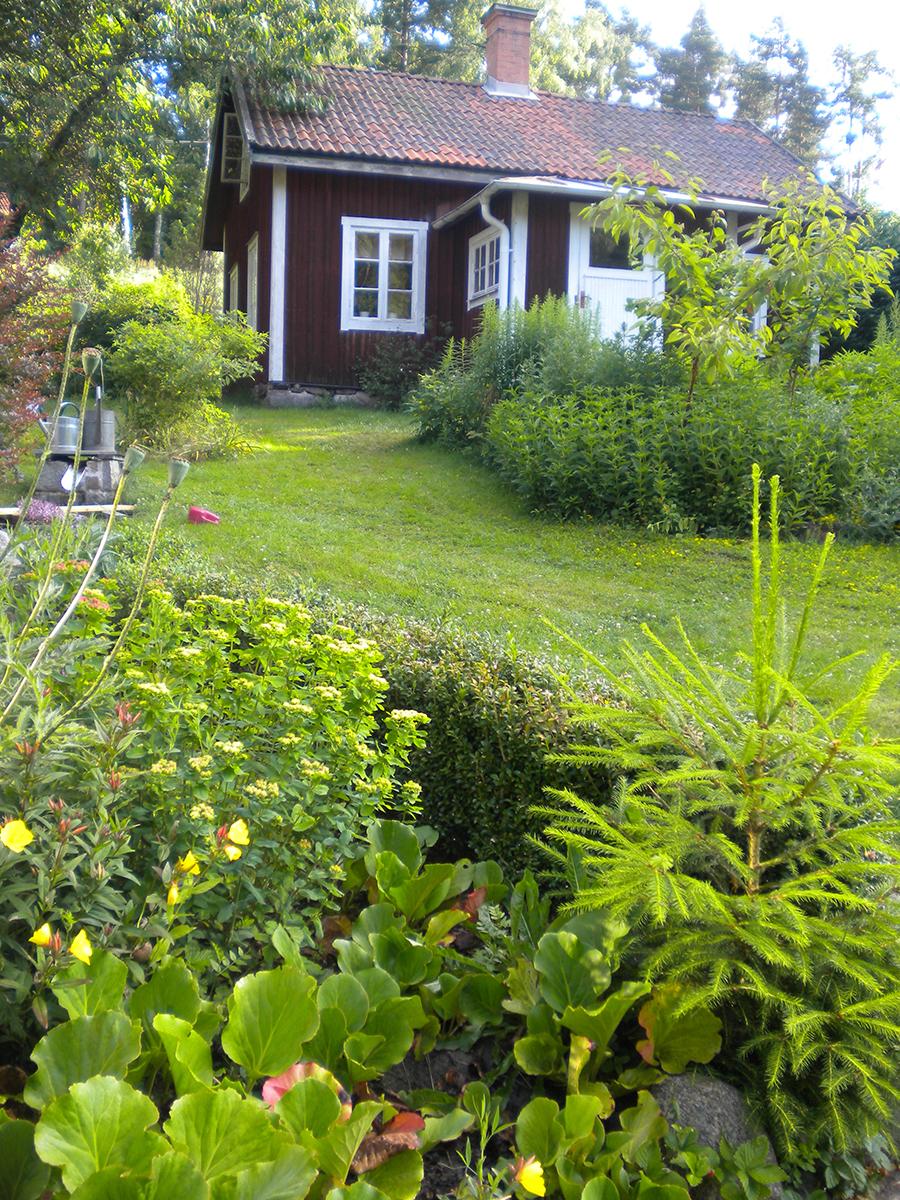 Angnäset Muskö 2 juli 2013 - Foto: Torbjörn Sassersson