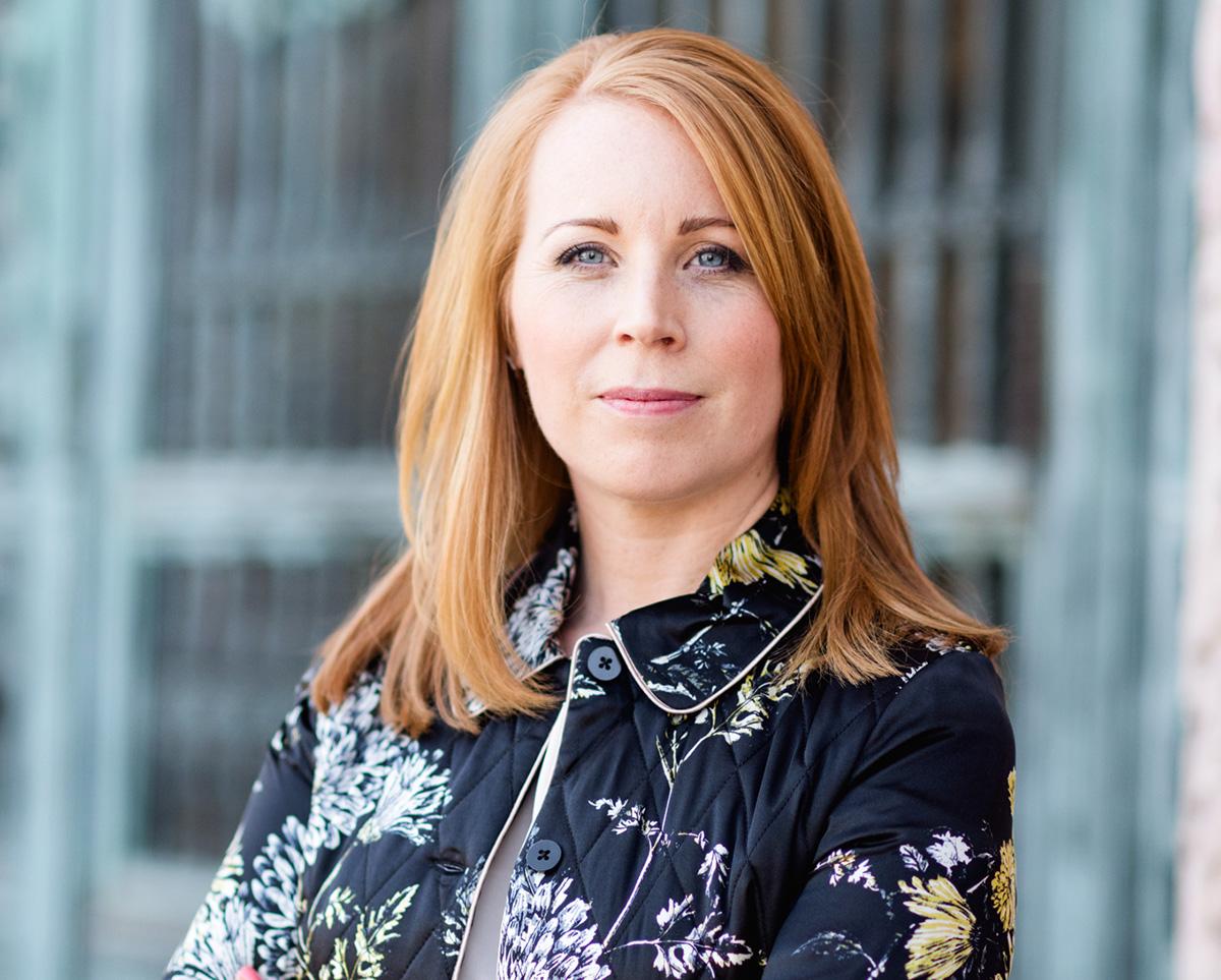 Annie Lööf - Pressfoto: Centerpartiet, CC-BY-2