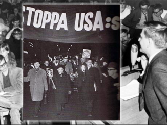 Olof Palme vill kasta ut USA ur Indokina under revolutionen på 1960-talet. Montage: NewsVoice, Creative Commons