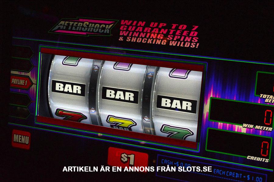 Casino slots. Foto: Mihai Panait. Licens: Pixabay.com (free use)
