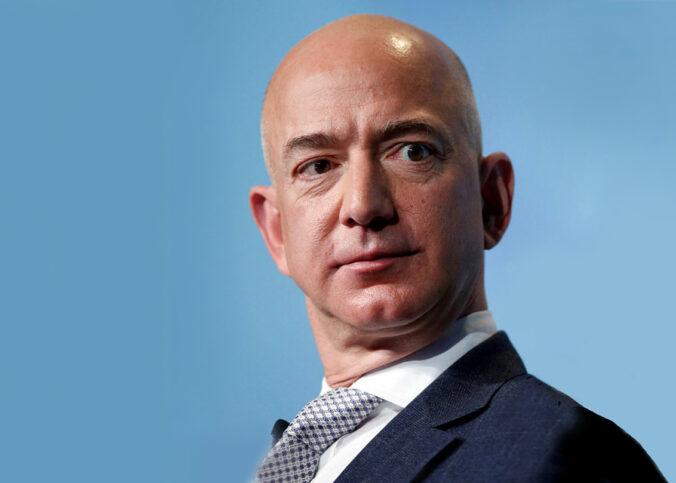 Amazons VD Jeff Bezos. Public Domain. Flickr.com.