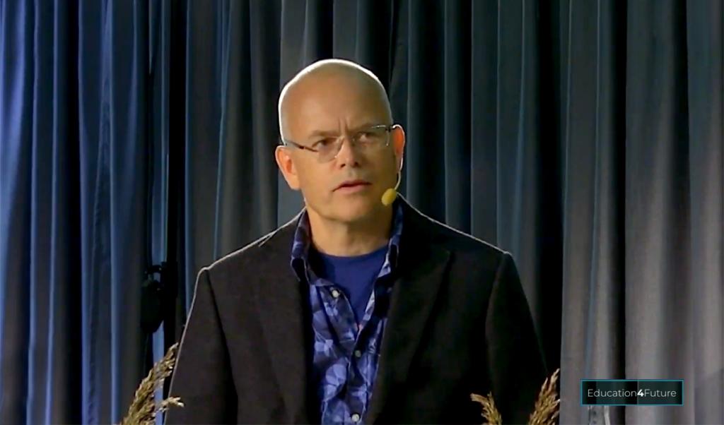 NewsVoice redaktör Torbjörn Sassersson, 24 sep 2020. Foto: Education4Future