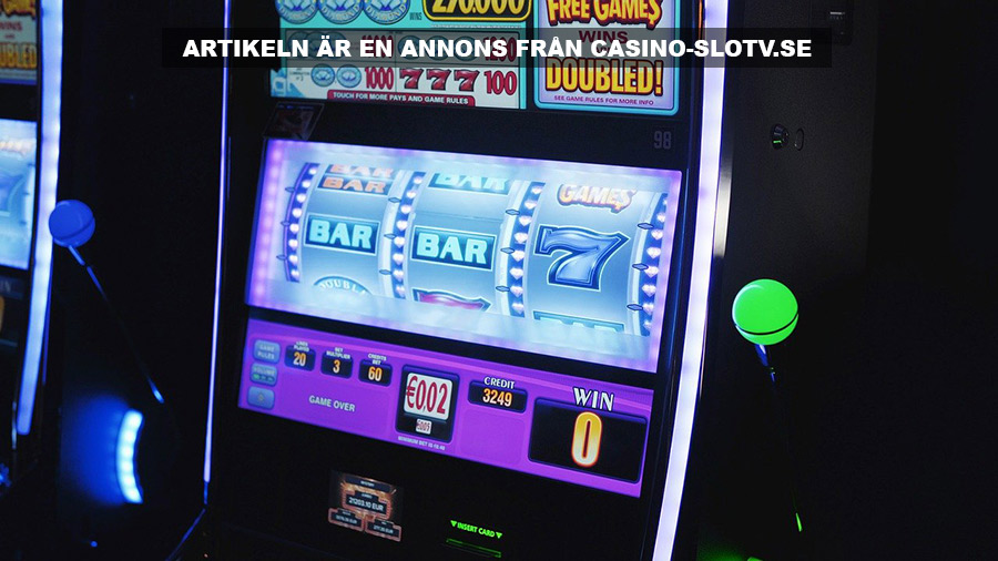 Online casino. Foto: Aidan Howe.